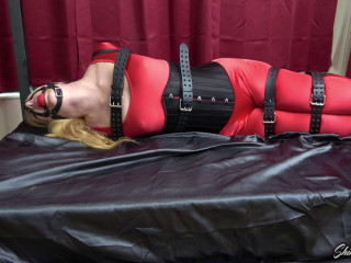 Ariel Anderssen.. Spandex and Leather