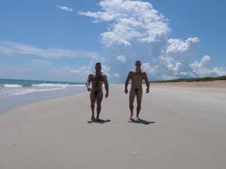 Muscle Beach Ep.2 Part 1