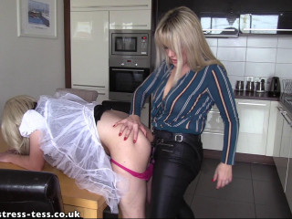Maid For My Cock feat. Mistress Tess
