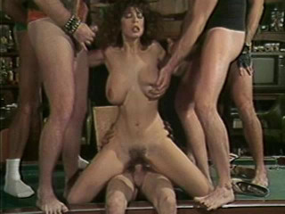 Gang Bangs (1985) - Christy Canyon, Nina Hartley, Susan Hart