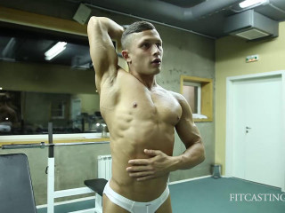 Moscow Casting Ruslan Flexibility - Part 2 - Full Movie - HD 720p