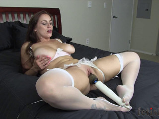 Belt Bondage and Foot Tease - Part 5 - HD 720p