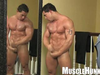 MuscleHunks - Mark Monty - Phone Sex