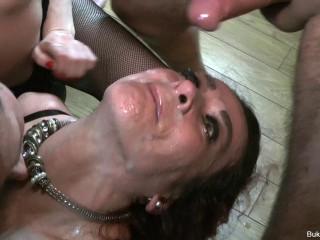 Monica Bollocksy - Bukkake