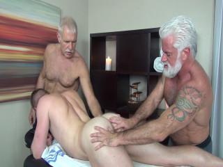 Rocco Steele's man's Bareback Massage Scene 4