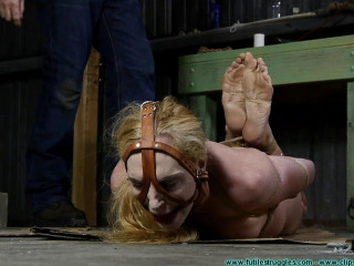 A Tight Box Hogtie for Ariel - Scene 2 - HD 720p