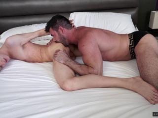 Icon Male - Daddy Dearest - Billy Santoro and Austin Chapman 1080p