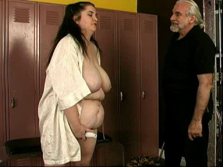 Too soften the blow after the tantalizes lessons Len has put skimpy Kinkarela