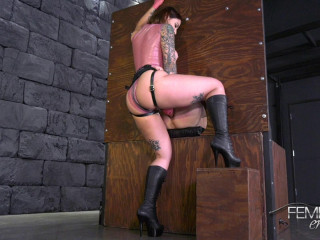 Pegging Glory Hole