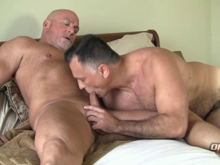 Older4Me - Just Us Daddies - Giovanni Rossi and Leo James