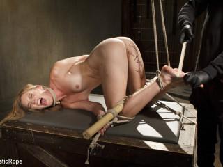 Mona Wales Punished!!