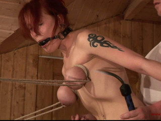 Toaxxx - Melanie Roped & Tortured