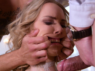 Florane Russell - From Business To Threesome