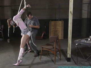 Making Sure She Doesnt Steal My Booze Again 2 part - Extreme, Bondage, Caning