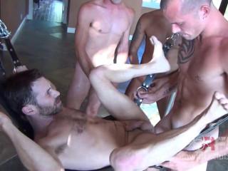 Jimmie Slater, Brett Bradley, Angelo and Sean Storm Part 2