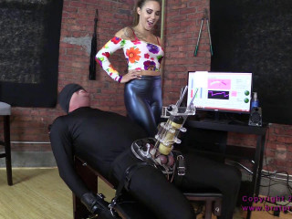 Sasha Foxxx Cow For to testicle tonic Contents of Clyster Bag (2015)
