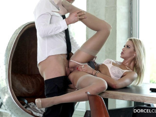 Cherry Kiss - Deals With The Boss FullHD 1080p