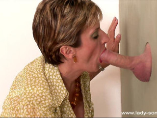 Doll Sonia - Unfaithful Wifey in Gold Stilettos