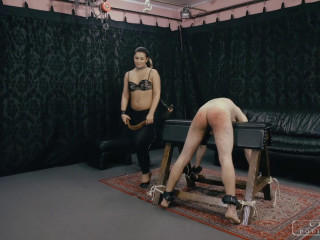Cruel Punishments - Mistress Darkness - Spanked By Girlfriends