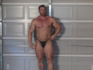 Mission 4 Muscle - Muscle Battle - Big Max vs Vic Scorp