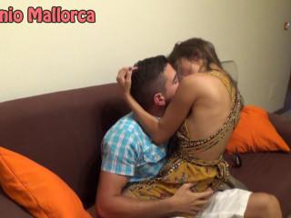 Antonio Mallorca I bring at home an italian teenager