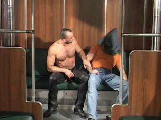 Der U-Bahn Fister