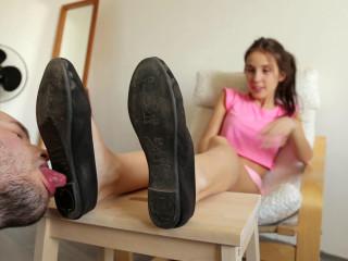 Work Flats & Stinky Feet