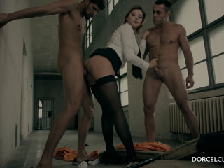 Hard Sex Party With The Naughty Wardens Anna Polina And Kattie Gold