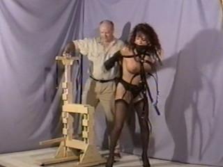 Ultimate and creative restrain bondage movie