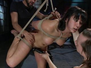 Sexy Asian Slut gets Dicked Down (Mia Li, Mickey Mod, Owen Gray)