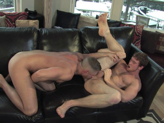 Tahoe - Snow Plowed,Scene 04 Connor Maguire, Johnny Ryder