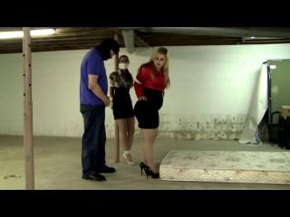 Jenna Holloway and Serene Isley Lured Into Bondage