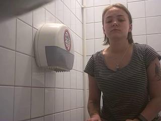 Hidden Camera In The Student Toilet - Vol. 11 - HD 720p