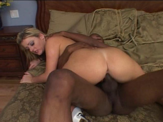 Blond Predominated By Tough Black Plower