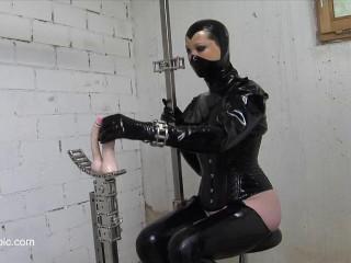 Restrain bondage Ballet