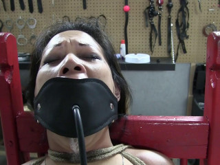 Inflateable Gag Takes The Cake - Part 3 - Gag Some More - Full HD 1080p