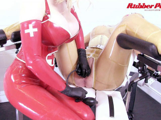 Lucy's Rubber Clinic - Rubber Doll Inspection - Pt 2