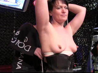 One Leg Strappado - Tied By A New Rigger - HD 720p