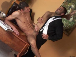 White Water Productions - Married Man Breeders (Bareback)
