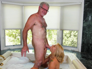 Chanel Grey - Horny Old Men FullHD 1080p