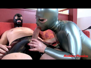 Naughty Rubber Sluts-Pt.3