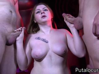 Morgana Bukkake Queen