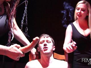 Strap-on Interrogation