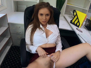 Lena Paul Fucking for a Promotion 1080p