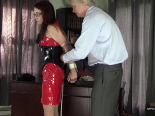 Nichole Skye : Chair Tied For Mr Big Boss