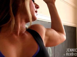 Jennica Kidd - Fitness Model