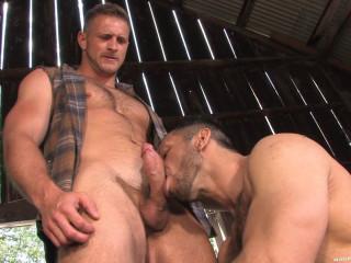 Raging Stallion - Cowboys Part 1 - Adam Champ and Paul Wagner (1080p)