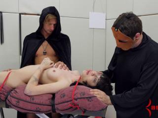 Assulum - Charlotte Sartre - Anal Inquisition - pt 2