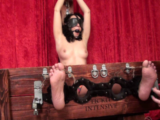 Tickle Intensive - Tina's Topless Tickle Torture