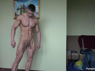 Pumping Muscle - Andrei V - Photo Shoot Vol. 2 - HD 720p